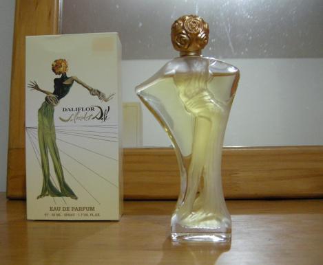 Daliflor by salvador dali - parfum