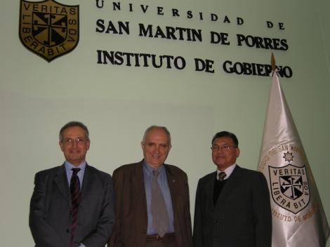 Renato Poma, Dino Cofrancesco , Jaime Palacios