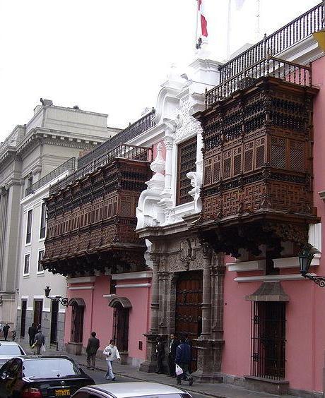 SEDE MRE Palacio_de_Torre_Tagle