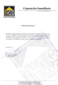 titi CV 2012 - 2013 constancia servicios Inmobiliaria