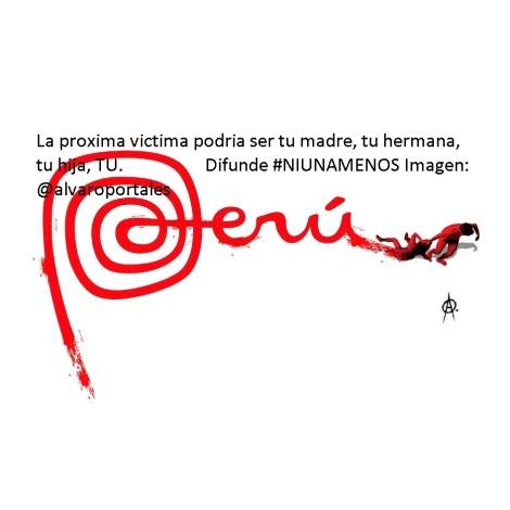 Alvaro portales Peru farse
