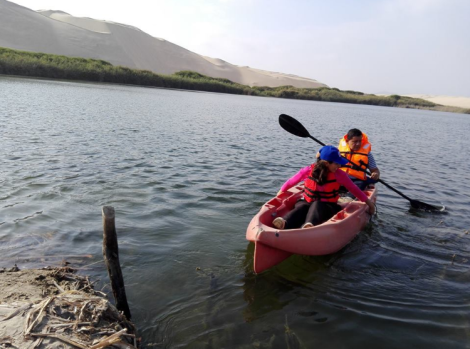 Laguna Moron Titi